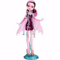 Monster High Assombrada - Draculaura Mattel+brinde