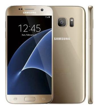 Smartphone Samsung Galaxy S7 G930f 1sim Tela 5.1 Quad Hd 32g