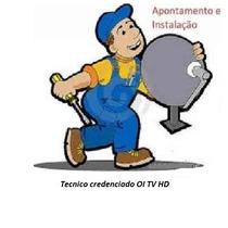 Consultar Valor Antes. Instalação Oi Tv Hd E Telefonia Rural