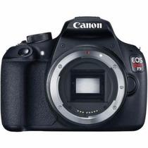 Câmera Canon Eos Rebel T5 18 Mp. - Corpo