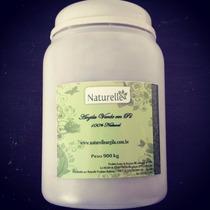 Argila Verde Em Pó - Uso Estetico E Terapeutico - Pote 900gr