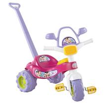 Tico Tico Triciclo Motoca Velotrol Infantil Monica Com Som