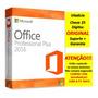 Pacote Office 2016 Pro Plus   Chave 25 Dígitos Original