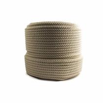 Rolo De Cordas Torcida Algodão Para Capoeira 8mm