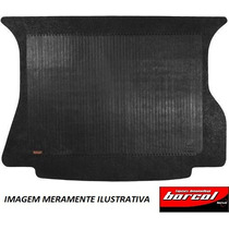 Tapete Borcol De Porta Malas New Fiesta Borracha Preto Sedan