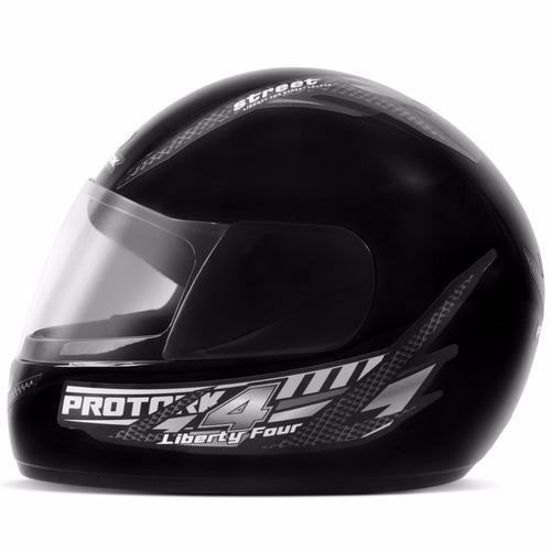 capacete de moto preto fosco liberty four street pro tork r 49 9 py0vo precio d brasil. Black Bedroom Furniture Sets. Home Design Ideas