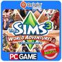 The Sims 3 World Adventures Origin Cd-key Global