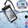 Capa Bolsa Prova Dágua Impermeável Sony Xperia Z1 Z2 Z3 Z5