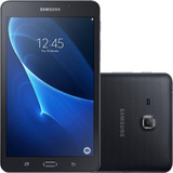 Tablet Samsung Galaxy Tab A T280 7   Wifi 7.0 Preto 8gb