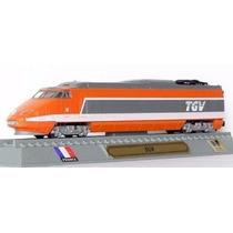 Miniatura Trem Tgv Locomotiva Escala 1:160 Del Prado
