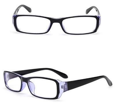 b0ac060d11abd Armação Óculos D Grau Acetato Quadrado Masculino Feminino Be