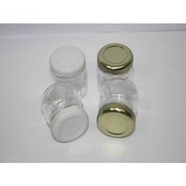 Vidrinho Liso Para Brigadeiro De Rosca 40ml (20 Unidades)