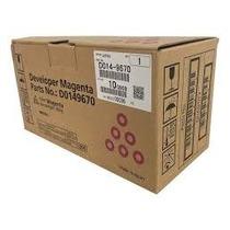 Revelador Ricoh Pro 700ex Mpc7500 Mp C7501 Magenta D014-9670