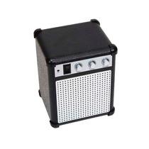 Mini Caixa De Som Retro Iphone Mp3 My Amp Amplificador