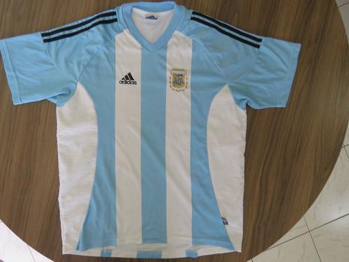 0dbe0bd782 Argentina Camisa Original adidas Ano 2002