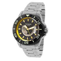 Relógio Technos Acqua 100 Atm 8215ah/5y Titanium Automático
