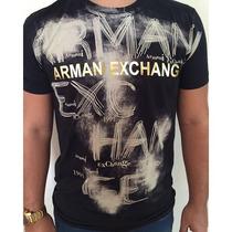 Lote Camisas Ax Armani Para Revenda