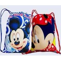 50 Mochilas/sacolas/bolsa Personalizadas Promoção Até 08/08