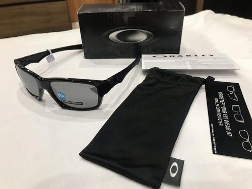 289b1c5da09e6 Oculos Oakley Jupiter Squared Black Polarized-91352956-origi. R  669.9