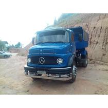 Mb 2213 Azul Caminhão Toco