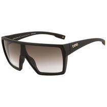 896043677 Evoke Bionic - Óculos De Sol Alfa - Black Matte/ Brown Degra
