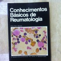 Livro Conhec Basicos De Reumatologia 8 - Laboratorio Clinico