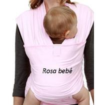 Wrap Sling, Canguru, Carregador Para Bebê, Sling Malha