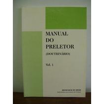 Livro Guia Do Preletor - Vol. 1 - Doutrinário - Seicho-no-ie