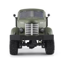 Super Caminhão Militar Jjrc Q60/controle Remoto.