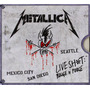 Metallica - Live Shit Binge & Purge [3cd+2dvd] Eua Frete Gra