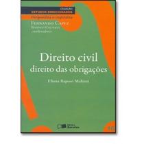 Direito Civil: Direito Das Obrigações - Vol. 16 - Coleç