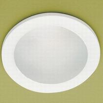 Plafon Embutir 2x60w E27 Parabólico Branco Bronzearte