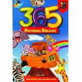 Livro 365 Historias Biblicas - Pe Da Letra