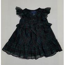 Vestido Infantil 12 Meses Polo Ralph Lauren