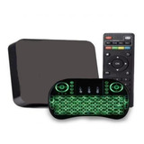 Conversor Smart Tv Bx 3gb Ram 16gb Rom Teclado Led