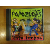 Cd Festa Techno Vol.1 Furacão 2000 Funk