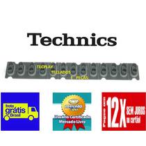Borracha Teclado Technics Kn3000 Original Nova Frete Grátis