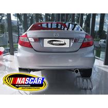 Ponteira Honda Civic Em Aço Inox 304 Lindíssima !!!!