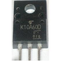Transistor K10a60d Novo Original. Pronta Entrega