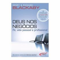 Livro Deus Nos Negócios-henry E Richard Livros Evangélicos