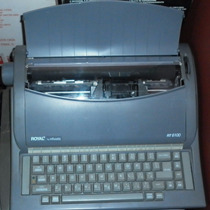 Máquina Escrever Eletrônica Olivetti Royal Rt6100 Elétrica