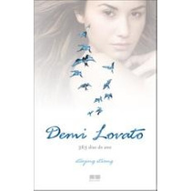 Livro: Demi Lovato 365 Dias Do Ano - Staying Strong - Novo
