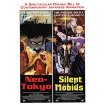 Poster (69 X 102 Cm) Neo-tokyo Silent Mobius Combo
