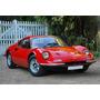 Marcador Para Carro Antigo Ferrari Dino 246 Veglia Borletti