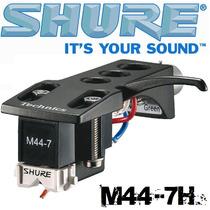 Kit Shure M44-7 Completa Technics S9 Plx Serato Rane Dj