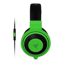 Headset Razer Kraken Pro Neon Green Com Microfone Verde