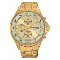 Relógio Seiko Masculino Quartz - Sks482b1 C1kx Original