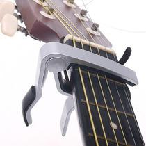Capotraste Braçadeira De Alumínio Para Violão E Guitarra