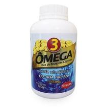 Ômega 3 (1 Frasco) 120 Cápsulas Epa/dha 180/120 1.000 Mg...