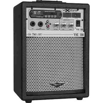 Caixa Multiuso Amplificada Voxstorm Vsu 100 Usb/sd Bivolt